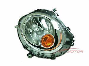 For 2007-2013 Mini Cooper Halogen Right Side Head Light Lamp NEW