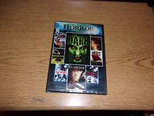 Midnight Horror Collection, Vol. 15 (DVD, 2012, 2-Disc Set) NEW SEALED!!