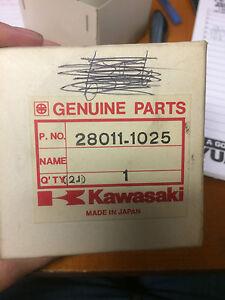 Kawasaki OEM NOS fuel meter 28011-1025 198-1983 KZ1000