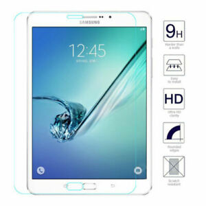 2 Pack Samsung Galaxy Tab S2 8.0 Inch T710 T715 TEMPERED GLASS Screen Protector