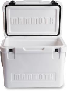MAMMOTH COOLERS Cruiser Coolers 12 QT White MC15W
