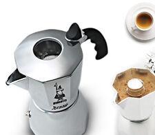 Bialetti Brikka Elite Espressokocher Crema 2 Tassen Espressomaschine mit Crema
