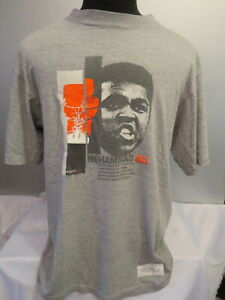 Fubu Shirt (VTG) - Muhammad Ali - Platinum Fubu Collection -  Men's Medium
