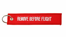 llaveros coche moto keychain key chain REMOVE BEFORE FLIGHT KEY TAG