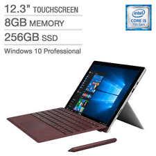 Microsoft Surface Pro 5 Intel Core i5 8GB 256GB burgundy bundle special edition