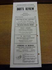 15/01/1972 Dartford v Bromley [Kent Senior Cup] (Folded, Punched Holes, Score No