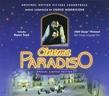 Original Soundtrack - Cinema Paradiso - (Ltd Edi.) [Cd]
