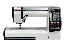 Janome Horizon Memory Craft 12000 Sewing Embroidery Quilting Machine Refurbished