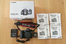 Canon EOS 70d 20.2 MP SLR-Fotocamera digitale-nero (solo chassis)