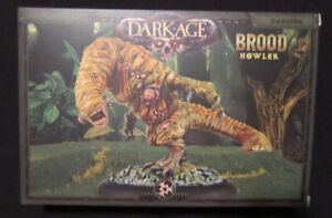 DARK AGE BROOD HOWLER NIB DAG4904 resin miniature