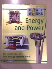 HOW IT WORKS by MILES KELLY ENERGY AND POWER how energy systems work FREE POST