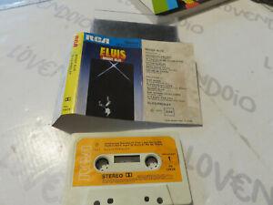 MC ELVIS PRESLEY Moody blue 1977 italy RCA PK 12428