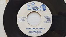 LOS BRONCOS de TOMAS RODRIGUEZ - Ensename a Cantar 1983 RANCHERA TEJANO TEX-MEX
