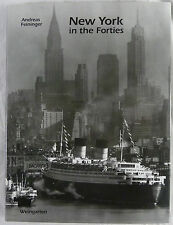 Andreas Feininger. New York in the Forties. ISBN: 3817025122