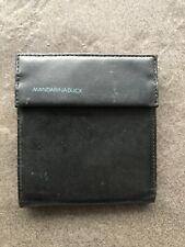Mandarina Duck Leather Wallet Black