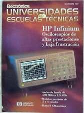 REVISTA ESPAÑOLA DE ELECTRÓNICA - Nº 516 NOVIEMBRE 1997 - 72 PÁGINAS VER SUMARIO