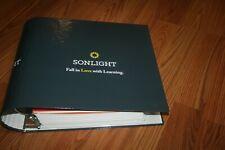 Sonlight Core A Homeschool Curriculum, Excellent Condition