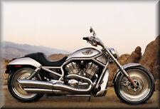 2003 Harley Davidson V-ROD Motorcycle, Refrigerator Magnet, 40 MIL