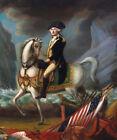 George Washington William Clarke American Art Print Painting CANVAS Repro Small