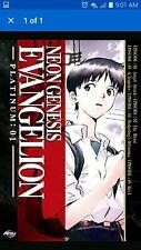 Neon Genesis Evangelion - Platinum: 01 (DVD, 2004, Platinum Edition)