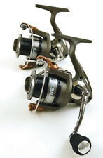 (LOT OF 2) QUANTUM CENTEX CTX20 5.1:1 GEAR RATIO 10 BEARING SPINNING REEL NO BOX