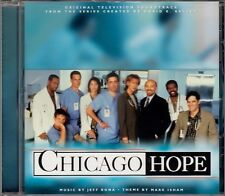 CHICAGO HOPE - ORIGINAL TELEVISION SOUNDTRACK - MUSIC BY JEFF RONA / CD - NEU