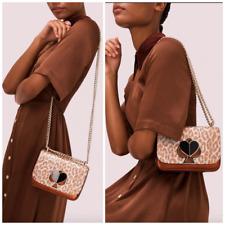 Gift! New Kate Spade Nicola Twistlock Italian Leather Crossbody or Shoulder Bag
