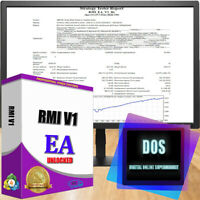 EA forex RMI V1 reliable and profitable for MT4
