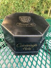 CAVANAGH HAT SIZE 7 Cavanagh Edge Styled By Kolmer-marcus W/Original Box