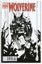 WOLVERINE #300 | Vol. 2 | 2nd Print Adam Kubert Sketch Variant | 2012 | VF/NM