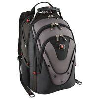 "New W/Tags SwissGear by Wenger 'Update' 15"" Macbook Pro Backpack - Black/Grey"