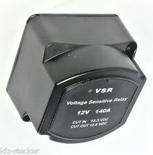 Batterie Trennrelais 12V 140A Batteriewächter Batterietrennschalter Relais