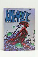 Heavy Metal Magazine - July 1978
