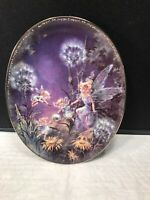 "COLLECTORS PLATE ""FAIRY WINGS AND MAGIC THINGS'' BRADFORD EXCHANGE"