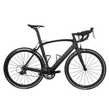 700C Bicycle Complete cycling aero Road Bike Wheel Aluminium Carbon handlebar