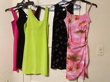 Wholesale Lot Of 3 Junior Womens Dresses Size XL Nice Summer Dresses   NEW