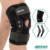 Neoprene Adjustable Hinged Knee Support Brace Patella Strap Pain Relief NHS Use