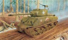 Dragon 1/72 M4A3(76) W Vvss Sherman Tank Battle of the Bulge Dml7567