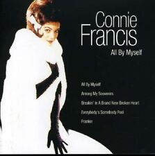 Connie Francis All By Myself CD NEW SEALED 2005