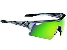 SPY optic Sunglasses Screw Over Clear Wrap Sunglasses673030204225