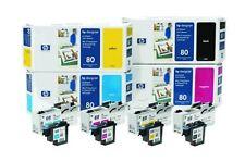 4 Stück HP Druckköpfe Designjet 1050 1055 C CN / C4820A C4821A C4822A C4823A