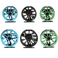 Aluminum Fly Fishing Reel 3/4 5/6WF Left/Right Handed CNC Machined Fly Reels