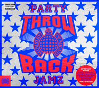 Various Artists : Throwback Party Jamz CD 3 discs (2016) ***NEW*** Amazing Value