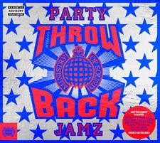 Various Artists : Throwback Party Jamz CD (2016) ***NEW***