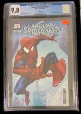 2018 Marvel The Amazing Spider-man #1 1:25 Shane Davis Variant CGC 9.8