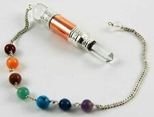 Modeschmuck-Halsketten & -Anhänger aus Kristall und Kupfer