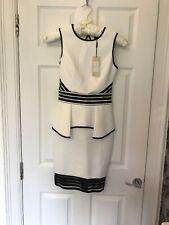 lipsy Peplum dress Size 8