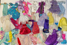 Huge Barbie Dress Lot