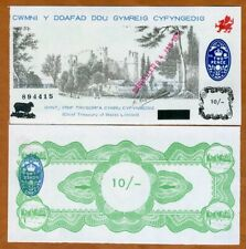1969 P-NL Wales 5 pounds 1st issue UNC