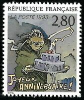 Timbre France  N°2839